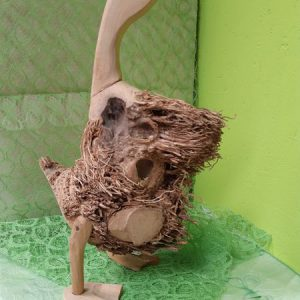 Ente aus Holz